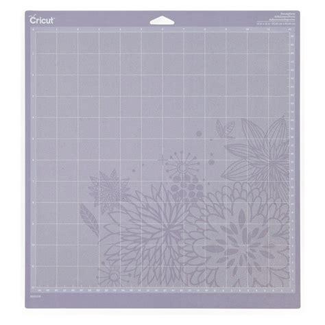 Cricut Cutting Mats by Cricut 12x12 Stronggrip Adhesive Cutting Mat