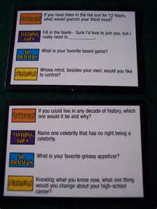 Or Questions Cards Loaded Questions By Johnny