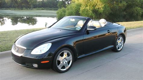 lexus convertible sc430 2002 lexus sc430 convertible t260 dallas 2013