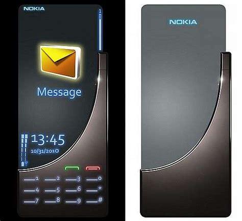 new mobile futuristic titanium phones nokia 2030