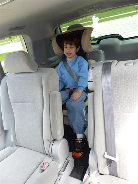 Toyota Highlander With Captain Seats Carseatblog The Most Trusted Source For Car Seat Reviews