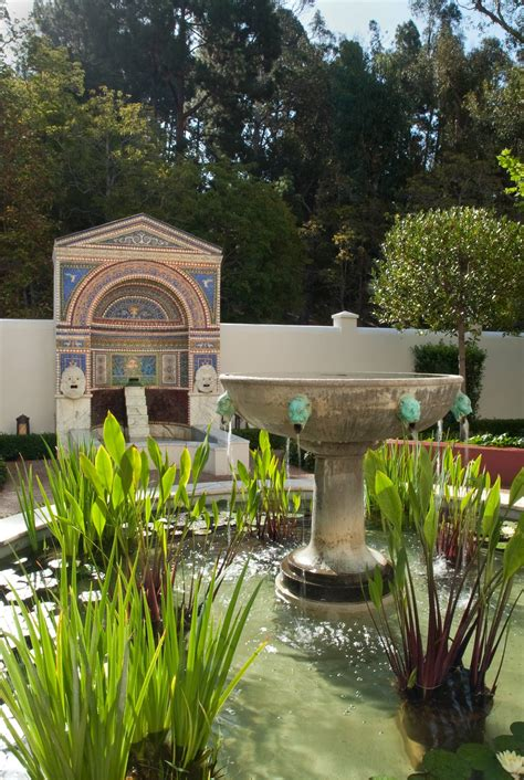 Gardens Of The Ancients by Planting For Power In Ancient Rome The Getty Iris