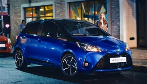 Toyota Hybrid Advert Toyota Yaris Hybrid Advert Song Blue Parade