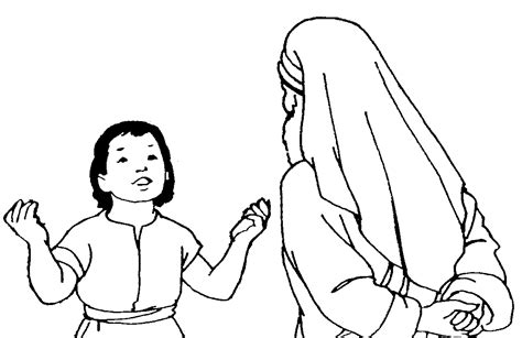 Baby Samuel Coloring Page Az Coloring Pages God Speaks To Samuel Coloring Page