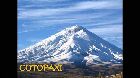 imagenes satelitales volcan cotopaxi volcanes de ecuador wmv youtube