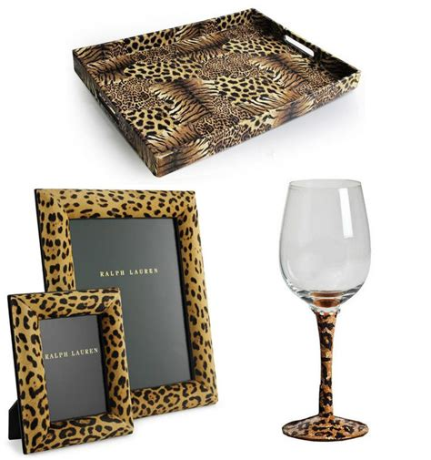 10 Chic And Accessories by 10 Surprisingly Chic Leopard Print Home Accessories Chic