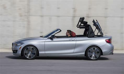 Bmw 1er Cabrio Hardtop Gebraucht by 2015 Bmw 2 Series Convertible Review 187 Autonxt