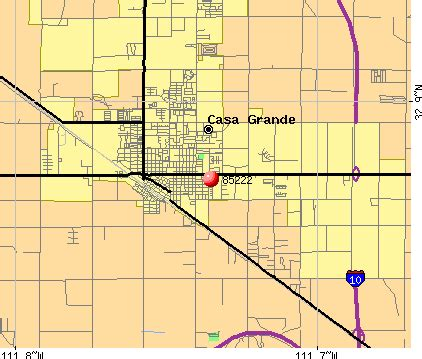 map of casa grande arizona 85222 zip code casa grande arizona profile homes