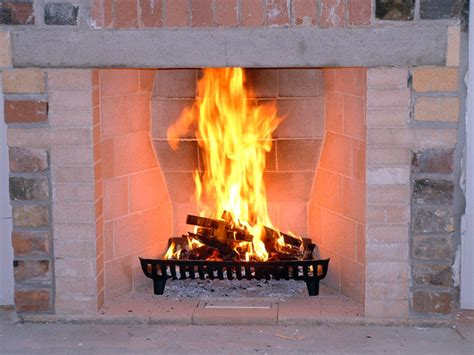 Firebox Fireplace by Masonry Fireplace Renovations