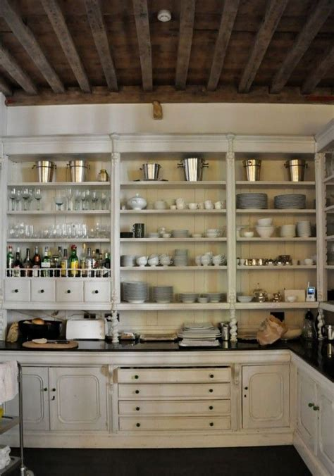 doorless cabinets kitchen thatll organized shelves showing dream home decor pinterest open shelving