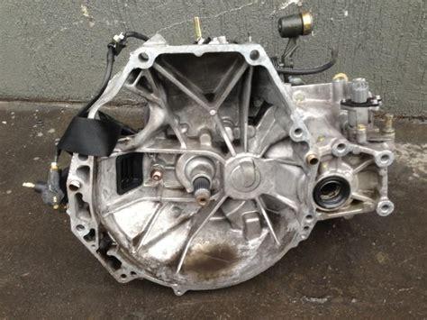 Gearbox Honda Accord honda accord 5sp manual gearbox mym auto