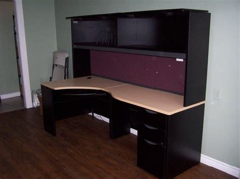 Corner Desk Perth Lacasse Corner Desk With Hutch For Sale From St Marys