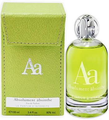 Loving The Absolutemente Absinthe by Absolument Absinthe Aa Absolument Absinthe Perfume A