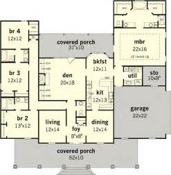 country farmhouse floor plans plan w83088dc southern country farmhouse corner lot