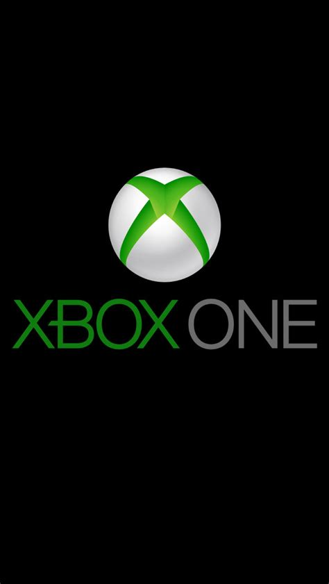 Xbox One Logo iPhone 6 / 6 Plus and iPhone 5/4 Wallpapers Xboxone Logo Wallpaper