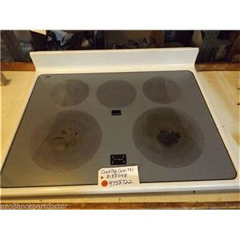 ceramic cooktop scratches appliance part doctor whirlpool stove 8188048 9758722