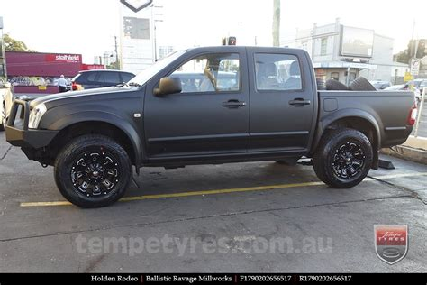 black holden rodeo wheels gallery tempe tyres