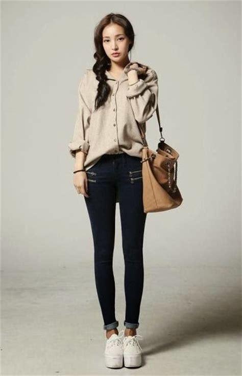 Fashion Cewek 2 gaya model pakaian kuliah untuk cewek terbaru jallosi