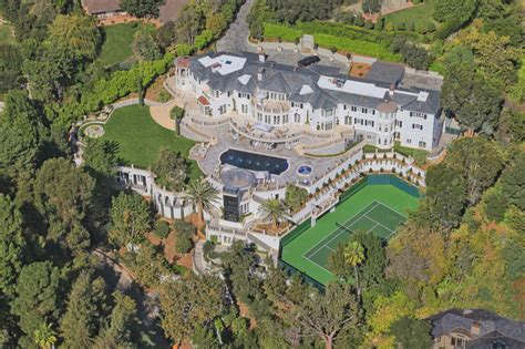 the 65 million lionsgate estate in los angeles ca