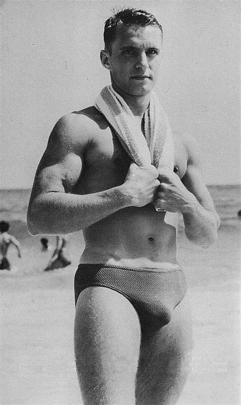 vintage male beefcake actors 447 best mens vintage swimwear images on pinterest