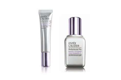 Product Review Estee Lauder Perfectionist Peelpro by Est 233 E Lauder Launches Two New Anti Aging Products