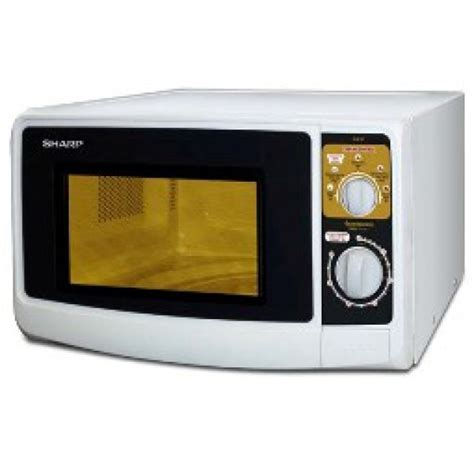 Microwave Sharp R 268r W In sharp r 219 microwave oven 220 volts 110220volts