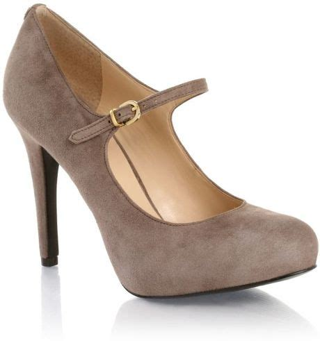 guess high heel shoes guess high heel shoes in beige lyst