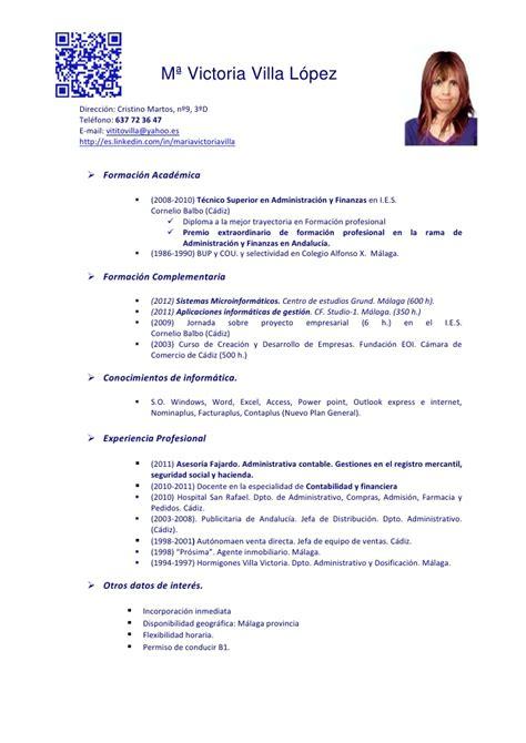 Plantilla De Curriculum Vitae Farmaceutico Curriculum Vitae Villa