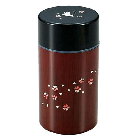 Hakoya Tea Caddy L Akebono yesasia hakoya tea caddy l mokume usagi 生活百貨及精品 郵費全免