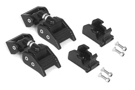 jeep hood latch rugged ridge expands hood catch availability with kit for