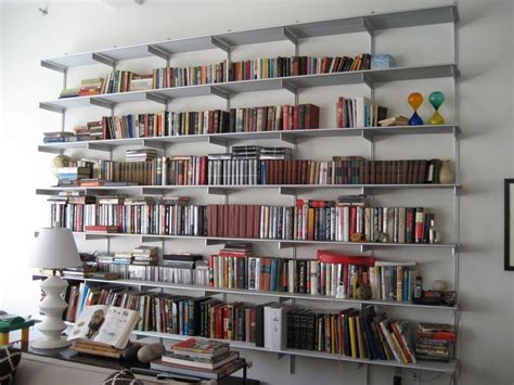 wall bookshelves ideas 15 best collection of library wall bookshelves