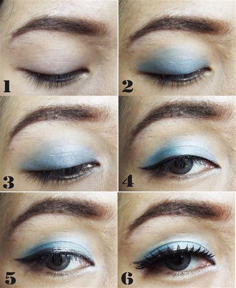 tutorial eyeshadow indonesia beauty blogger indonesia by lee via han tutorial eyes