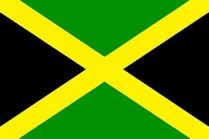 jamaican colors free the jamaican flag coloring pages