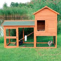 2 Tier Rabbit Hutch Master Txe007 Jpg