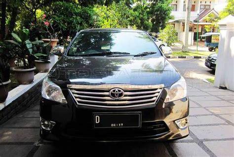 Celurit Madura Bekas Nomor 0 2 mobil kapanlagi dijual mobil bekas bandung toyota kijang innova 2012