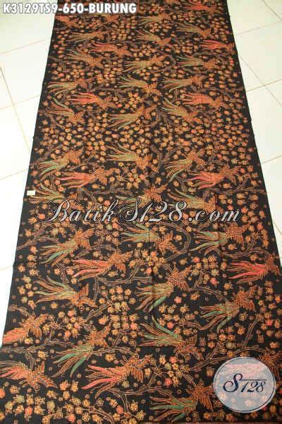Kain Batik 72 Premium Soga 1 jual kain batik indonesia khas jawa tengah batik