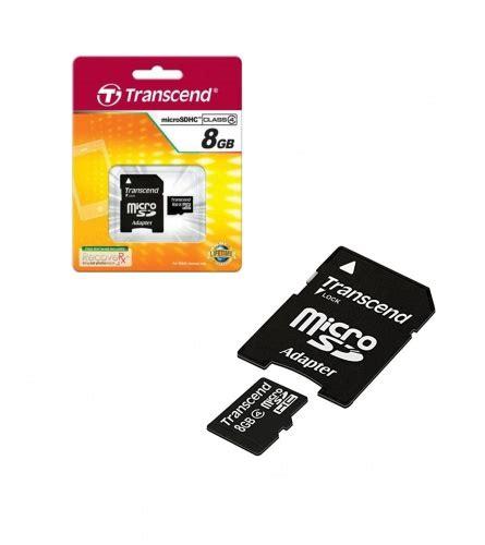 Transcend Microsd 8gb transcend micro sd kartica 8gb hc class4 pennyshop ba