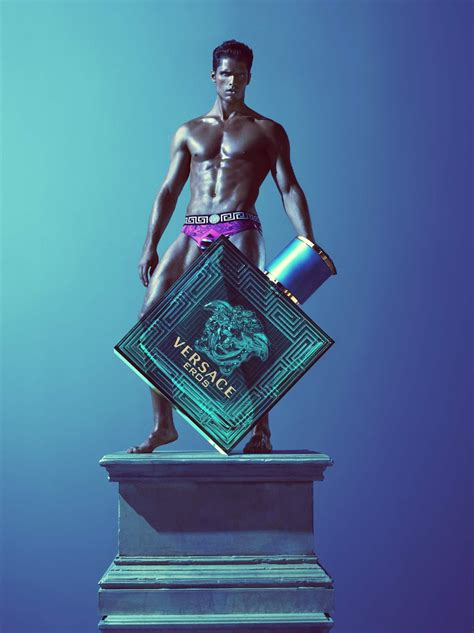 Parfum Versace Eros versace eros a new fragrance for