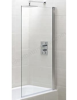 curved freestanding bath tub 75 x 39 adm bathroom design simpsons design semi frame less single bath screen