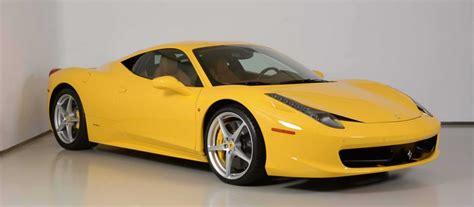 Ferrari 458 Italia Specifications by Ferrari 458 Italia Specifications Prices Photos