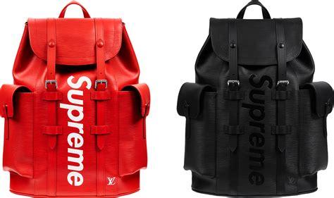 Tas Lv Supreme Danube Ppm Unisex Supreme 215 Louis Vuitton 2017awコラボアイテムが6 30から国内発売 販売アイテム 国内