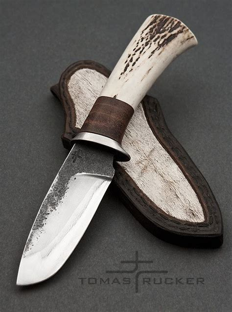 Handcrafted Knives - 17 best images about rucker on horns