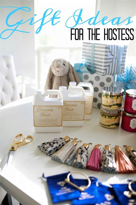hostess gift ideas the sweetest thing