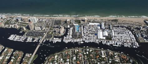 what time does the fort lauderdale boat show start fort lauderdale 4945