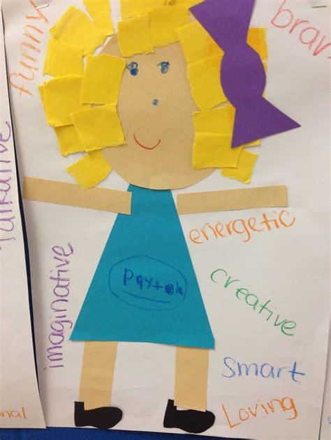 kindergarten activities myself 75 best kindergarten myself unit images on pinterest