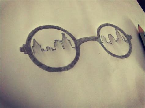 doodle glasses meaning 25 best ideas about easy pencil drawings on