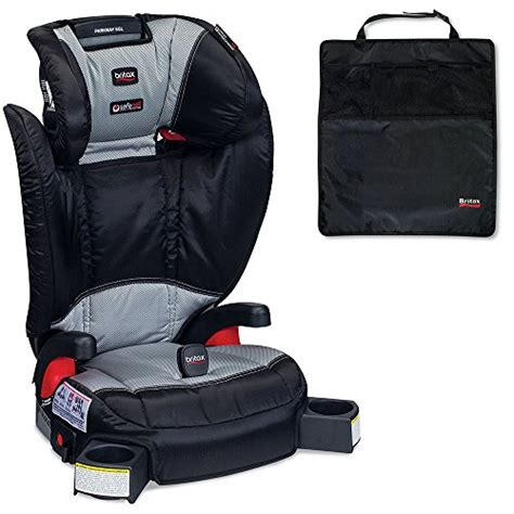 britax parkway sgl belt positioning booster seat w kick