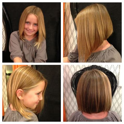 A Line Kid Cut | kids haircut by us pinterest kid a line and girls