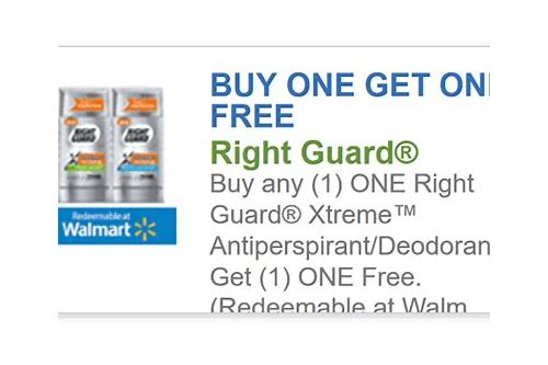 coupon right guard