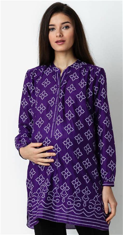 desain baju hamil modern model baju hamil muslim modis modern terbaik 2015